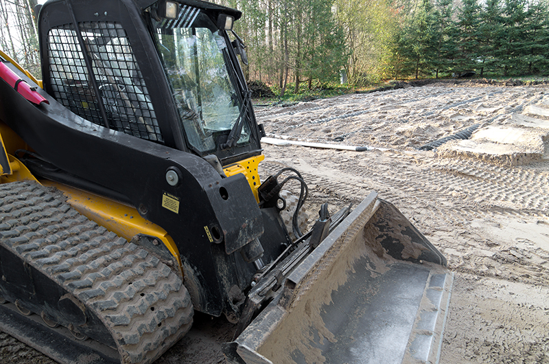 Attachments With Skid Steer Loaders