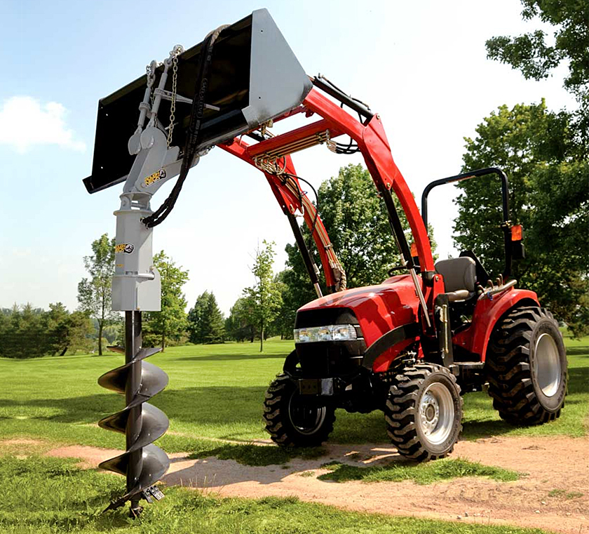mini skid steer attachments